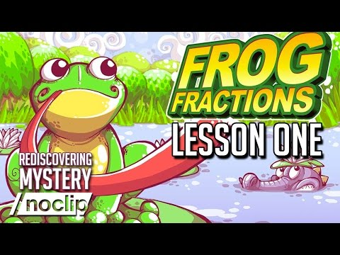 Frog Fractions 101 - Noclip Documentary