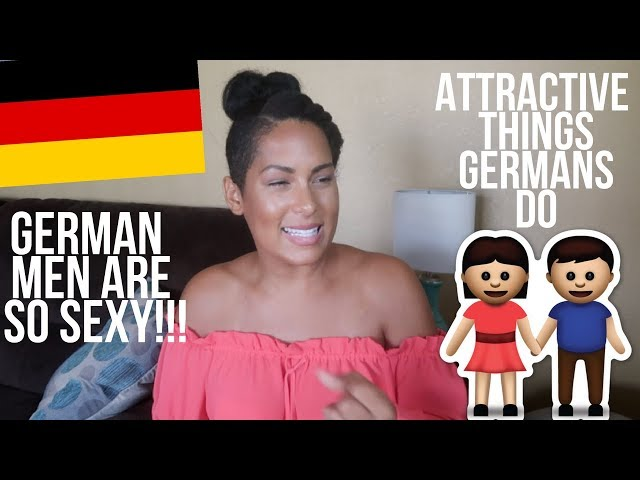 ATTRACTIVE THINGS GERMANS DO