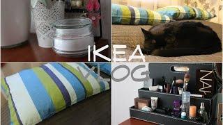 VLOG: как я разместила Покупки из IKEA в квартире