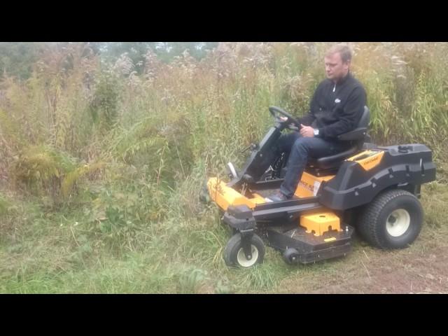 Cub Cadet Z Force 48 Lawn Tractor | Cub Cadet Lawn Tractors