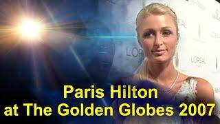 Paris Hilton at The Golden Glo…
