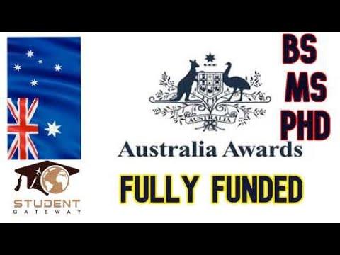 Australia Awards Scholarships 2021-2022   Fully Funded