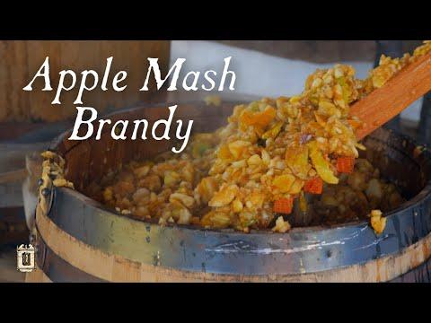 19th Century Apple Brandy at Historic Locust Grove