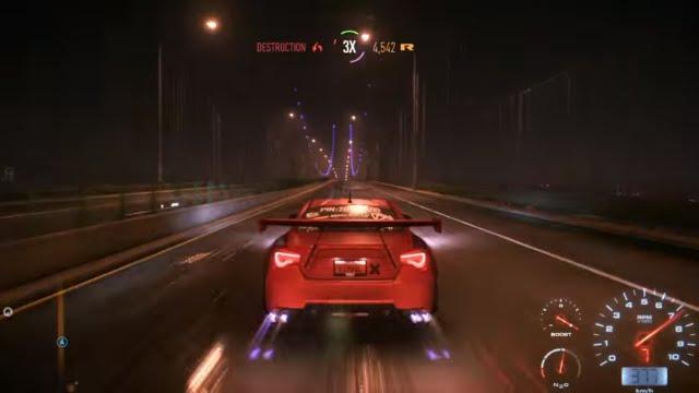 Need For Speed Subaru Brz Top Speed 378 Km Youtube