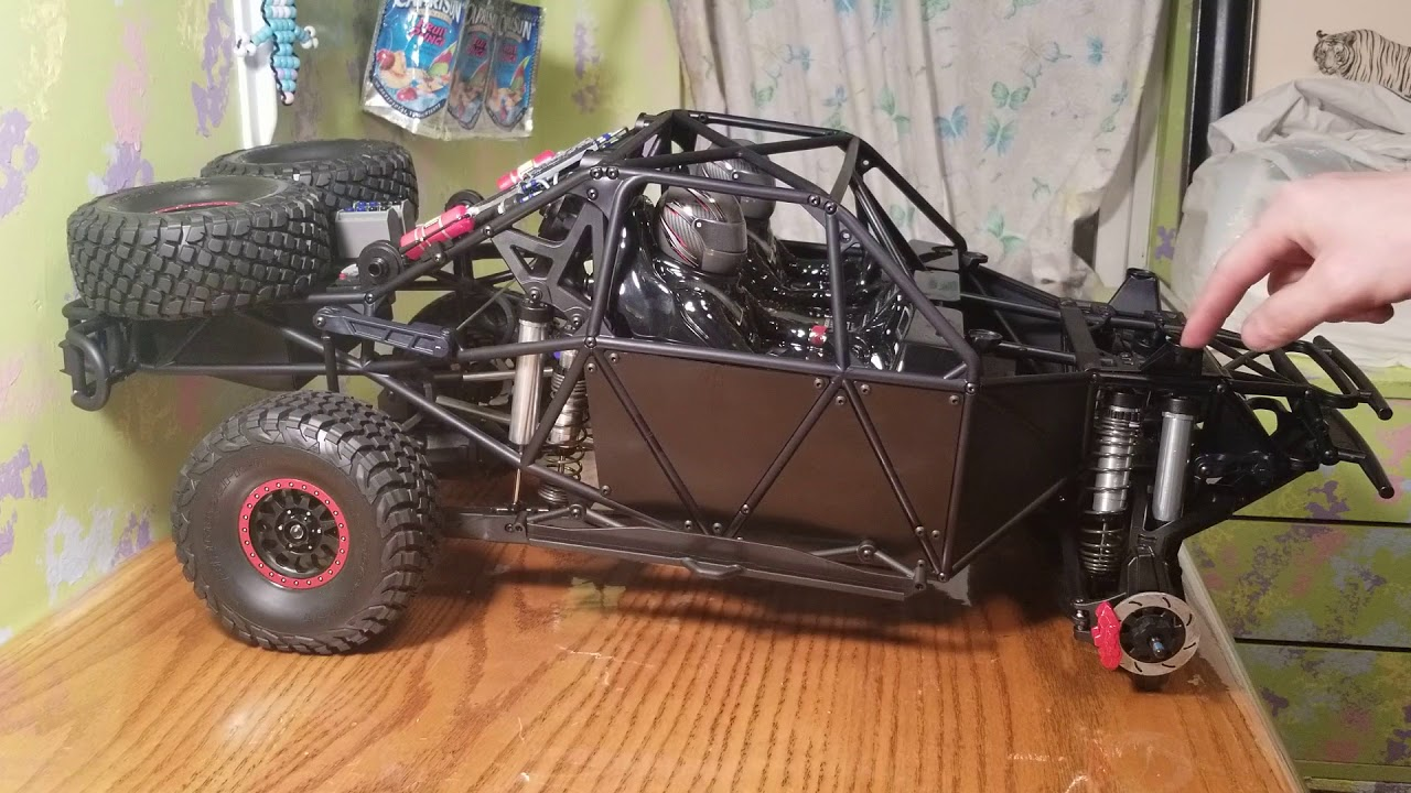 Traxxas unlimited desert racer my thoughts after the out of the box teardown