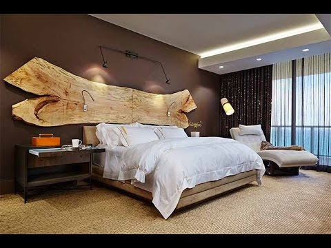 20 Live Edge Headboard Design Ideas Youtube