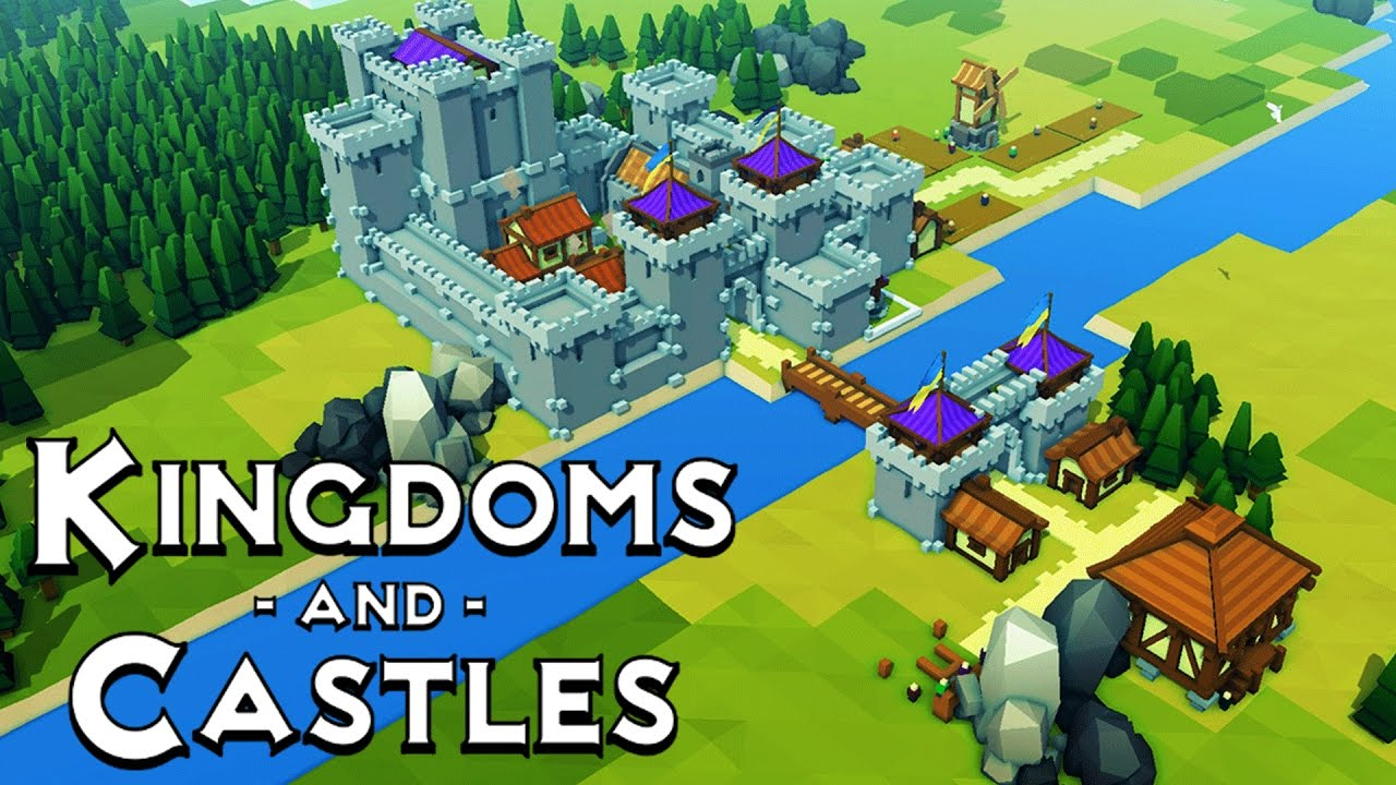 Castle Building Games Online