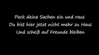 Freunde bleiben - Revolverheld lyrics