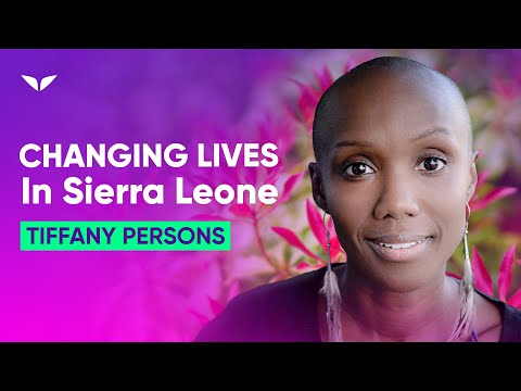 Changing Lives in Sierra Leone