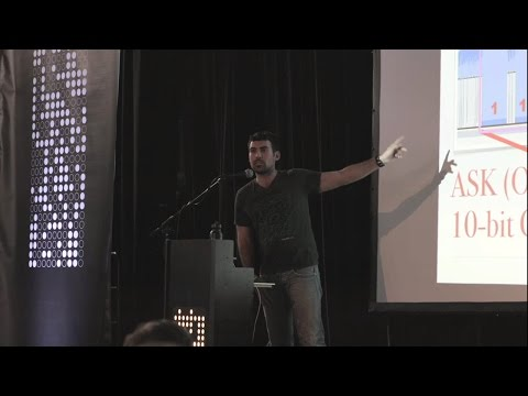Samy Kamkar's Crash Course in How to Be a Hardware Hacker