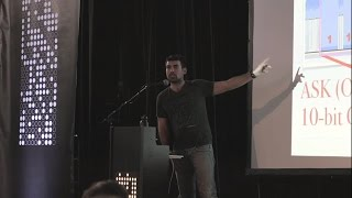 Samy Kamkar's Crash Course in How to Be a Har...