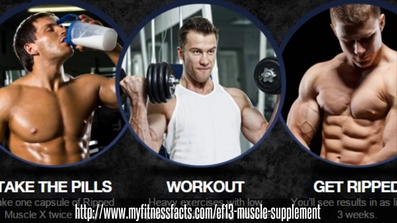 ef13 muscle suppliment review