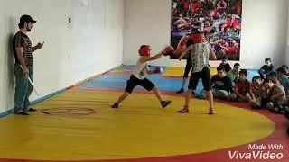 Ibrahim Musayev wrestler and fighter
