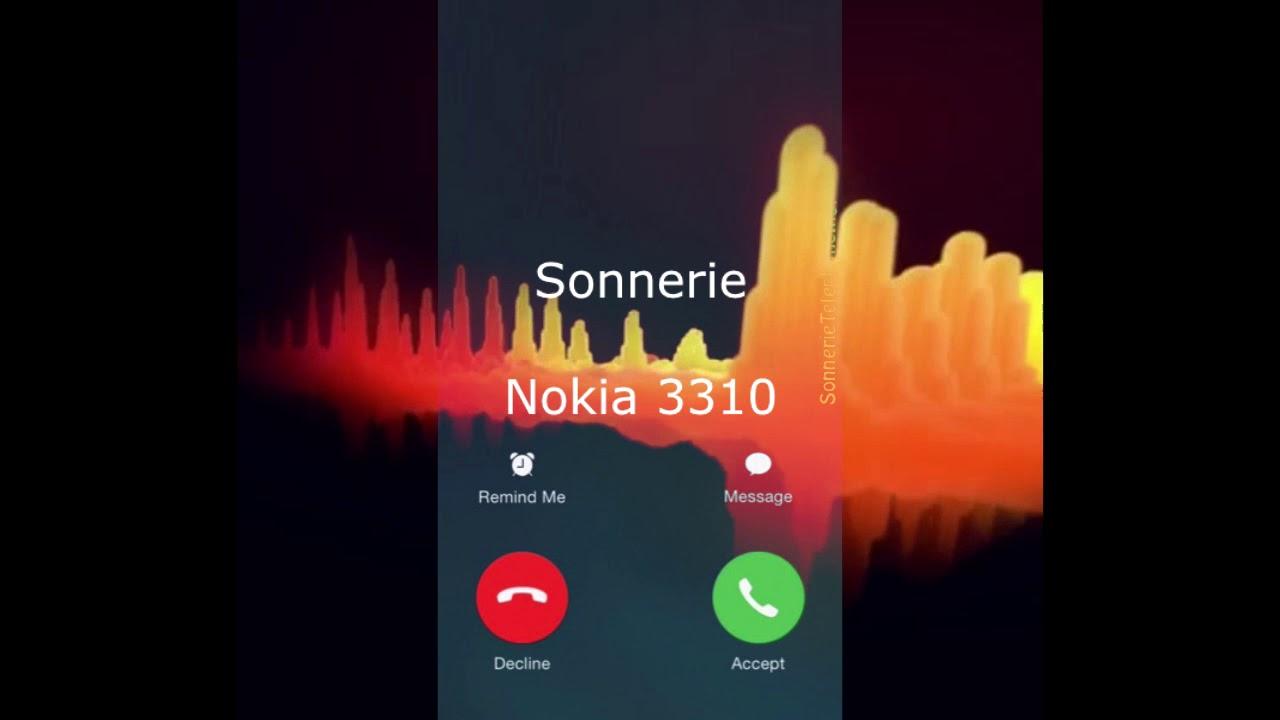 TÉLÉCHARGER SONNERIE NOKIA 3310 GRATUIT