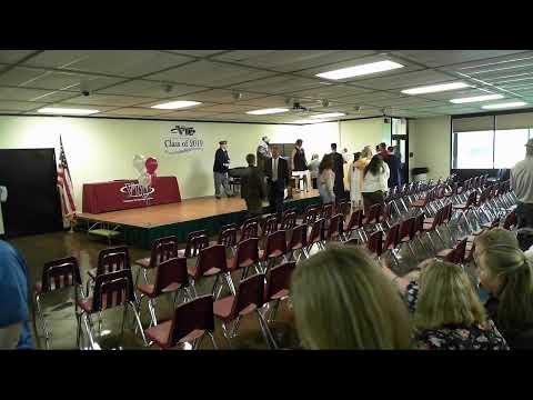 5-30-2019 Venango Technology Center Graduation Ceremony P.M.