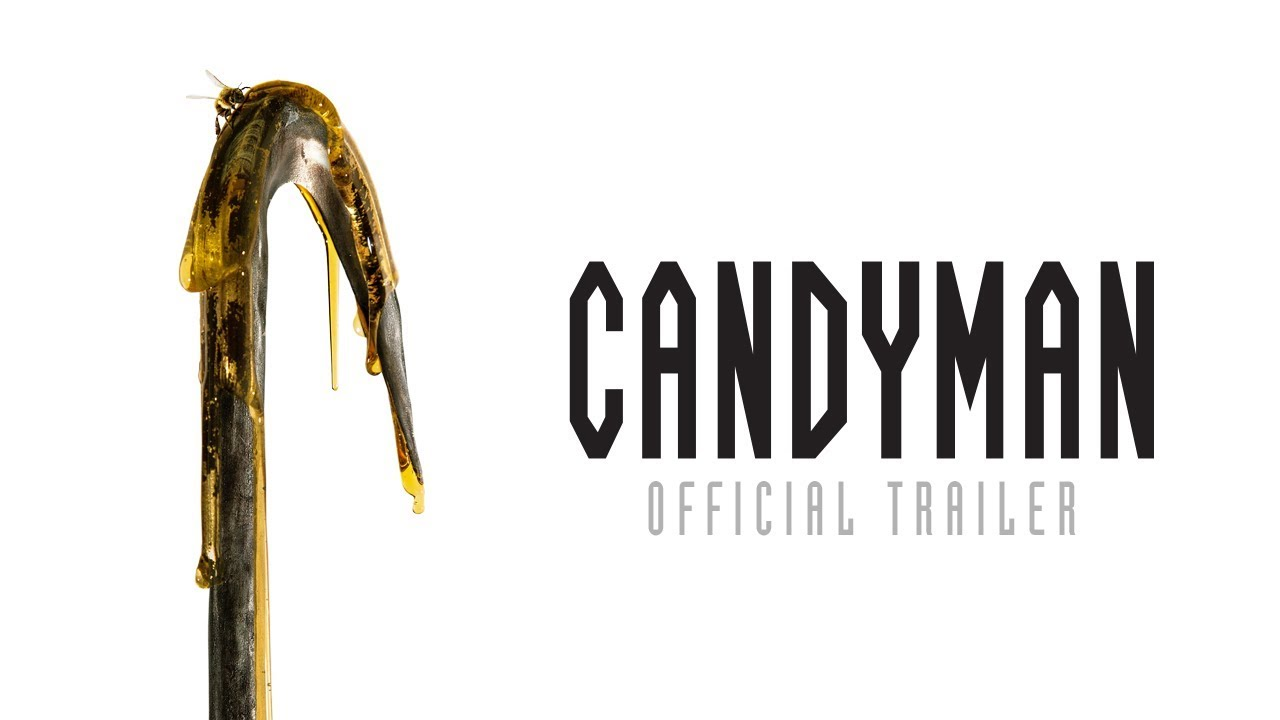The CANDYMAN is back! In theaters June 12, 2020.