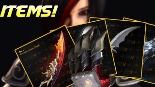 Ethereal's Items: Best New MOBA!!!