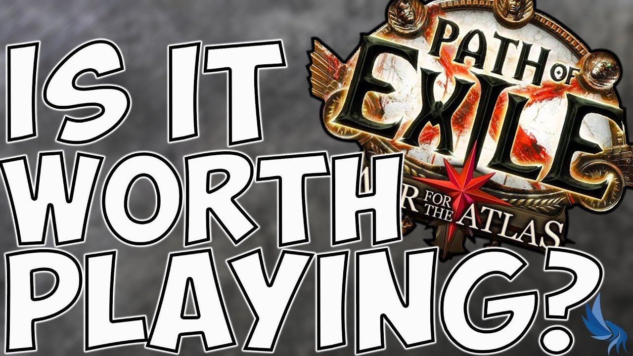 Path Of Exile Is This Game Worth It 2018 Review My