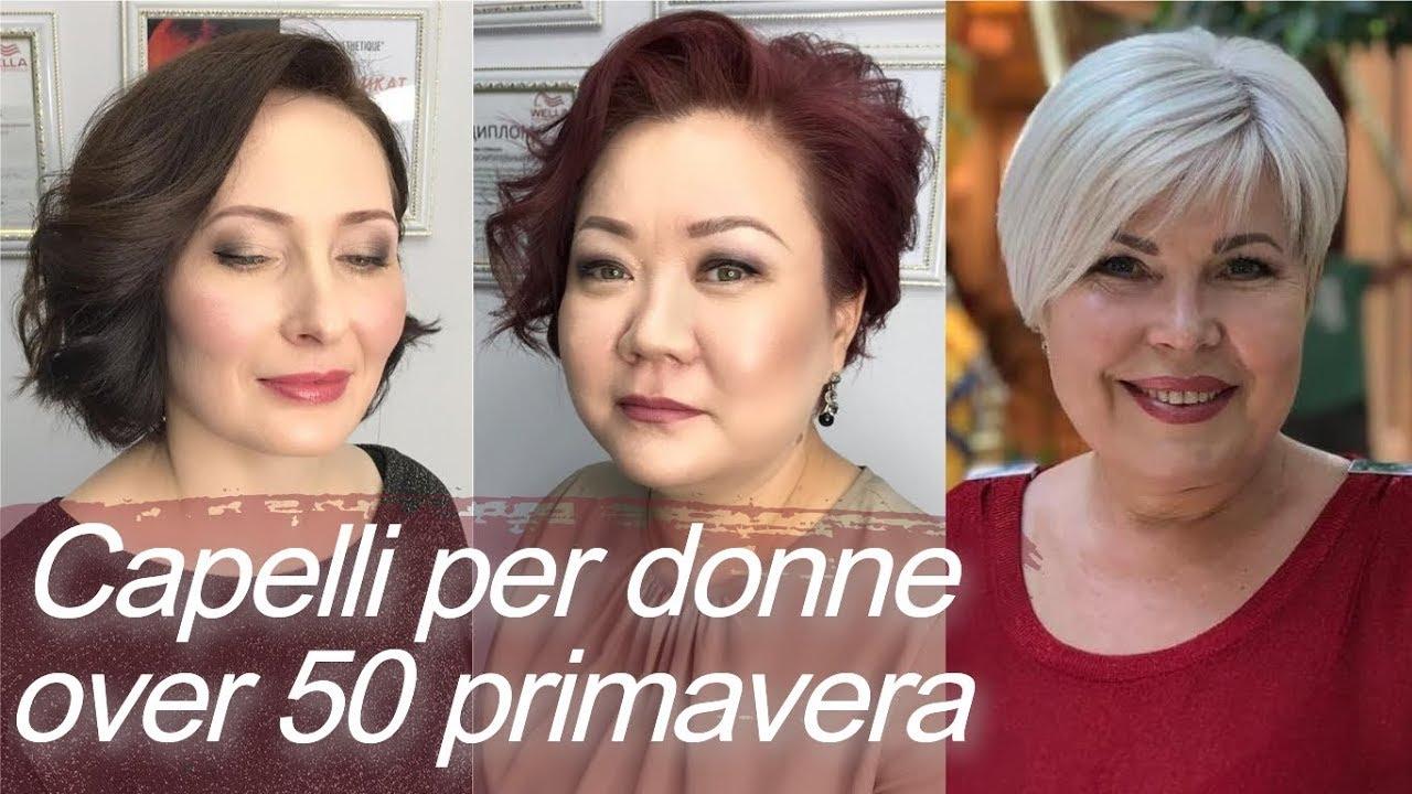 Top 20 tagli di capelli ⭐ per donne over 50 primavera 2019 ...