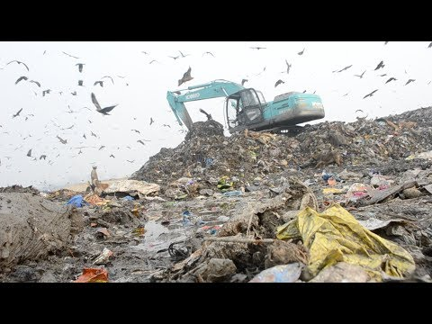 Untreated Waste-Invitation to Environmental Disaster