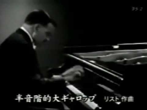 Liszt Grand Galop Chromatique Jorge Bolet