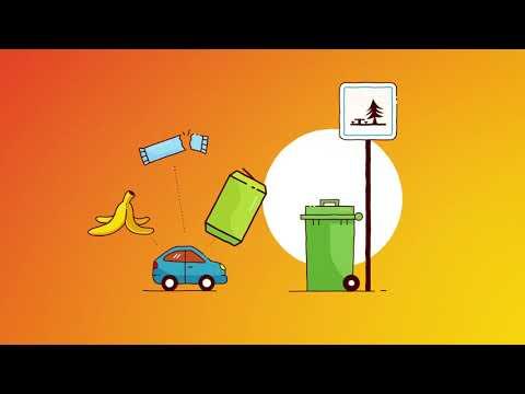Sanctions doublées pour les déchets sauvages