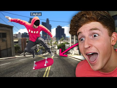 Becoming PRO SKATEBOARDER In Ultra REALISTIC SKATE GAME