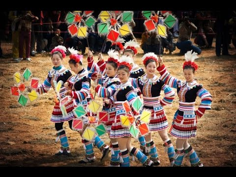 The Folk Song Of Yao People In Southwestern Chinese City Hezhou