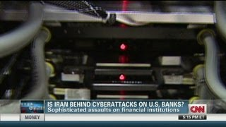 Banks Cyber-attacked - by Iran?