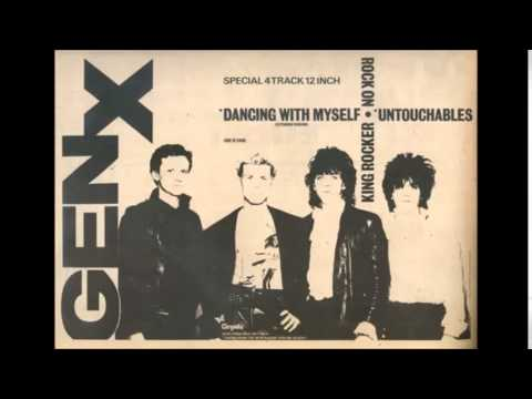 Generation X  Dancing with myself  Extended Version