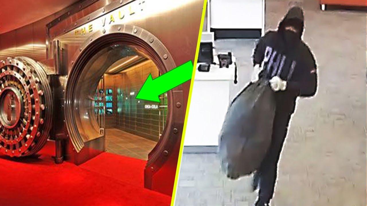 ऐसी अनोखी चोरियां नहीं देखि होंगी कभी | Most amazing robberies you have never seen