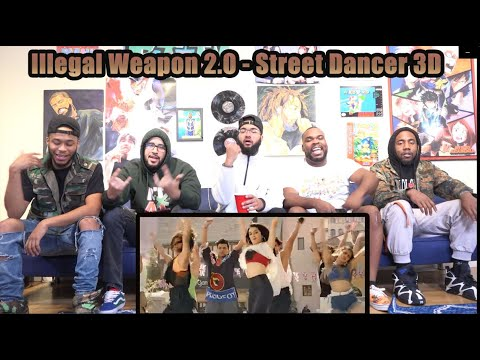Illegal Weapon 2.0 REACTION - Street Dancer 3D | Varun D, Shraddha K | Tanishk B,Jasmine Sandlas
