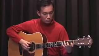 Lagu Doraemon Pake Gitar Akustik Enak Bener