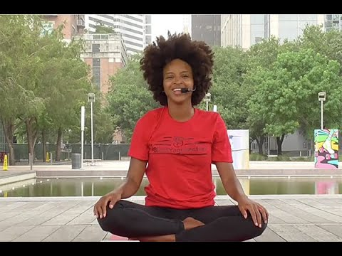 Online Hip Hop Yoga Sponsored By Sprouts Discovery Green Houston Texas