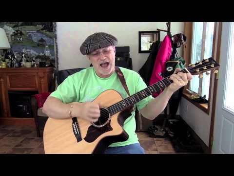 1420 - You Don't Know Me -Ray Charles cover with guitar chords and lyrics