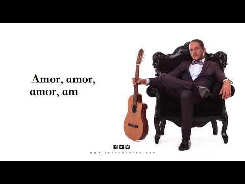 Canelita   Amor, amor Lyric Video Oficial