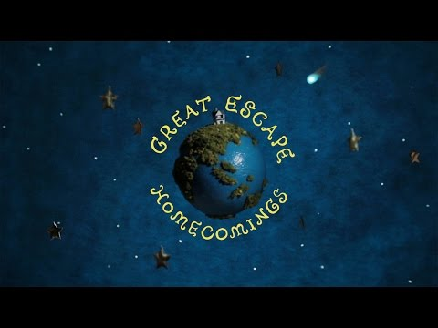 "Homecomings ""GREAT ESCAPE""(Official Music Video)"