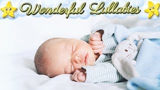 Super Relaxing Baby Musicbox Lullabies ♥ Best Calming Bedtime Sleep Music ♫ Good Night Sweet Dreams