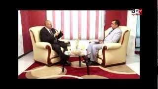 لقاء خاص- الاستاذ نبيل شمسان -1
