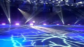 Ледовое шоу Ильи Авербуха в Новосибирске. Выступает Алексей Ягудин