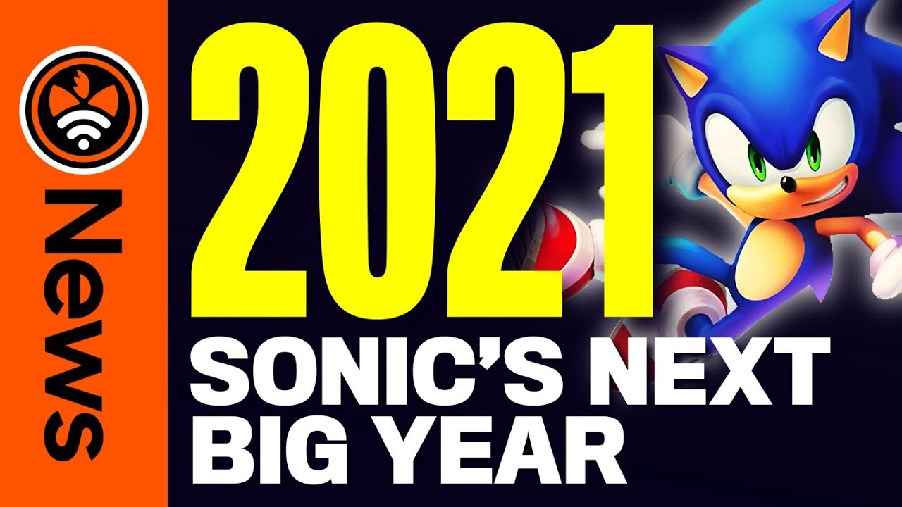 Sonic S Next Big Year Teased New 2021 Anniversary Game Teamsonicracing Online Getting Fixed Youtube