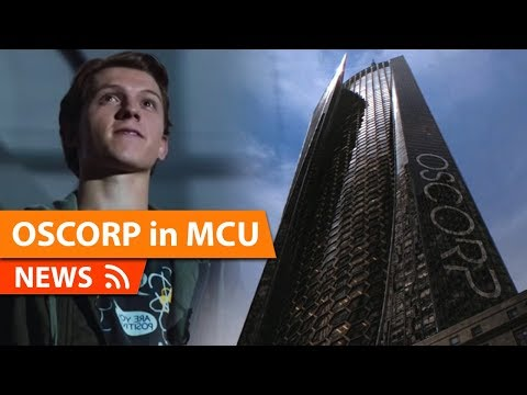 OSCORP Tower More or less Confirmed for MCU