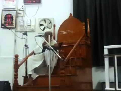Dawoojee Issackjee Sunan Abu Dawud 01 01 15 wazoo
