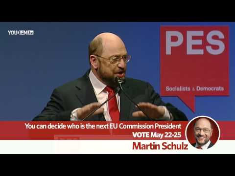 Martin Schulz on Jobs