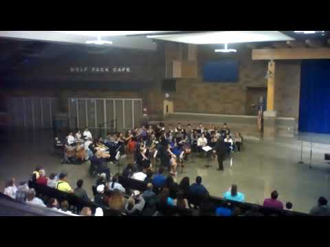 Eline Kleine Nachtmusic performed by Wapato High School Band