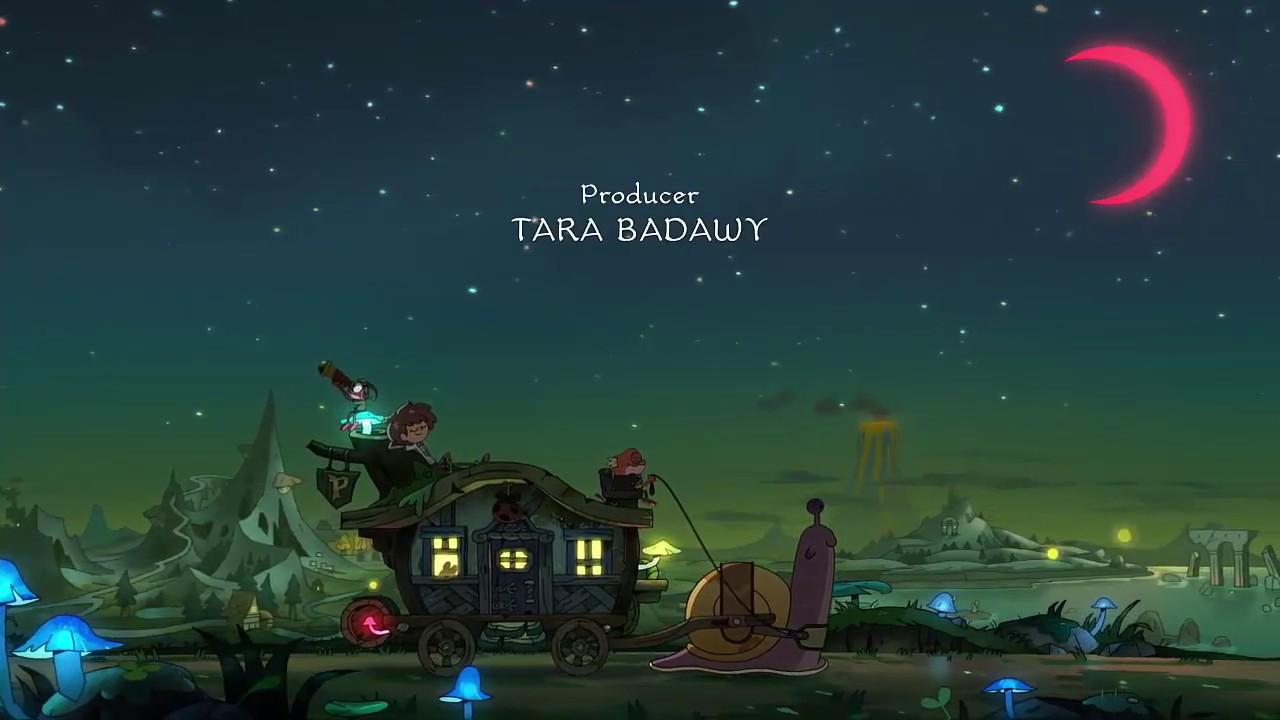 Amphibia - Season 2 Credits