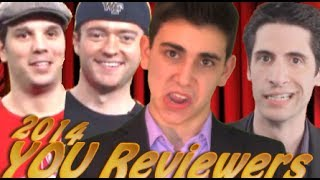 YouReviewers Movie Awards 2014 - MEGA Review