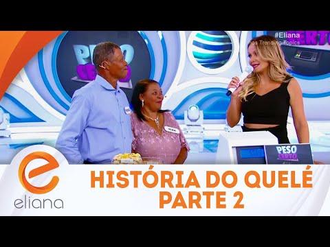 História do Quelé - Parte 2 | Programa Eliana (29/04/18)