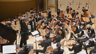 米国に響け、復興の旋律 福島の中高生が演奏