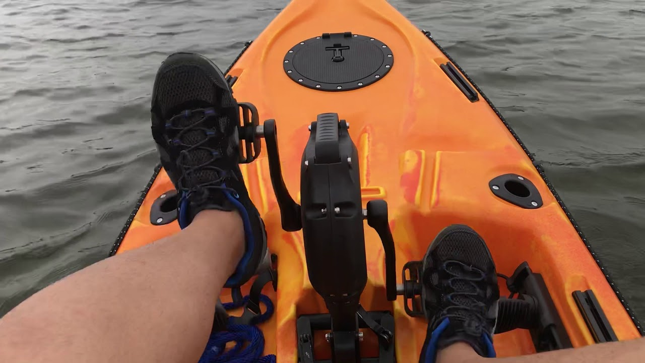 Riot Mako 10 Pedal Kayak Review